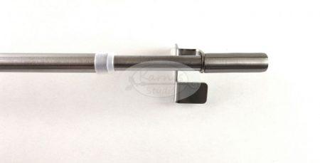 Pressfix teleszkópos önfeszítős nemesfém vitrázs rúd henger véggel - Karnis Stúdió webáruház