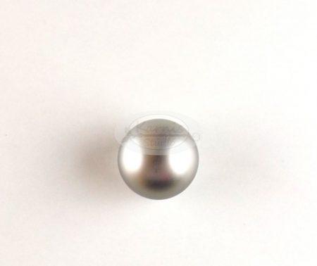 Veszprém nikkel-matt karnis végzáró 16 mm-es karnisrúdra 2 db/cs.