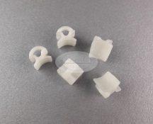 Műanyag X-csúszka 20 db/cs.