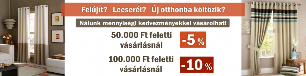 Decemberben minden termékre 5% kedvezmény - www.karnisstudio.hu