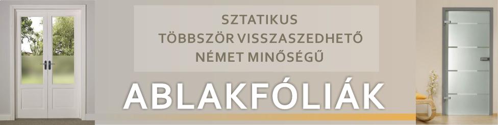 Sztatikus ablakfóliák - www.karnisstudio.hu