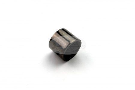 Alfa onix színű fém karnis végzáró (2db/cs.)
