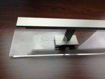 Index 1 nikkel-matt színű profil belsősínes alumínium karnis