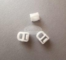 Klikk csúszka előlapos alumínium sínhez 10 db/cs.