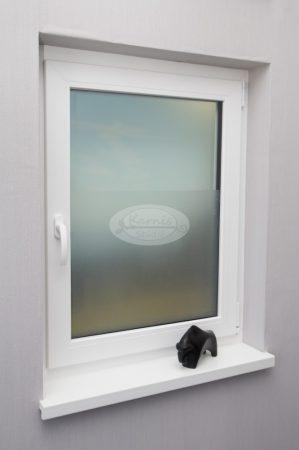 Sztatikus üvegfólia - 2D köd